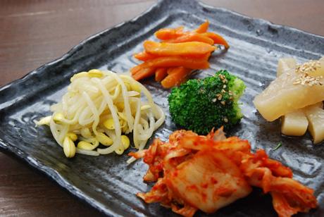 お惣菜5種