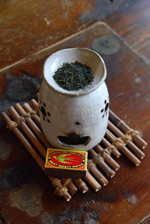 お茶のアロマ