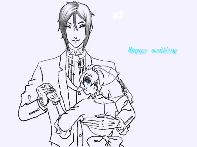 Happy Wedding OK