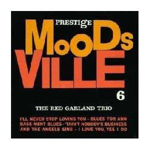 RED GARLAND Trio/MOODSVILLE 6