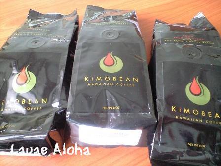 キモビーン・ハワイアン・コーヒー
