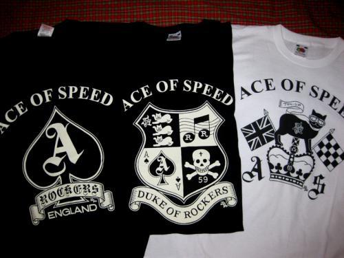 AOS T-shirts