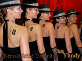 glitter tattoos Germany Bernadette