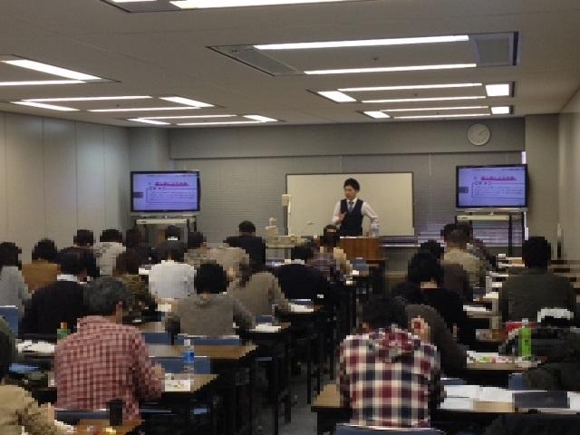 黒沢講師 講義