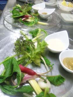 ゆっくり野菜