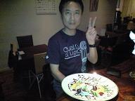 竹田さん誕生日