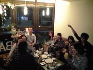 海外・英会話大好きパーティー Vol. 3
