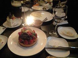 42歳誕生日ケーキ