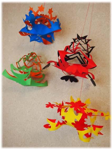 折り紙飾り2