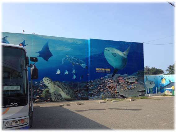 松島水族館0728