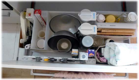キッチン引き出し241212