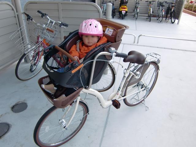 自転車の 自転車 荷台 カゴ : ... 自転車の荷台にカゴを