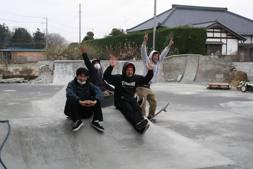 5. スケートスタッフ