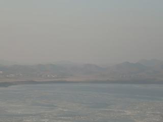 北韓 展望台