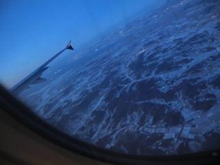韓国 上空
