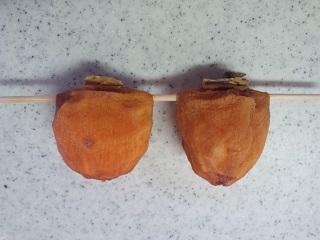 ミニ串柿♪