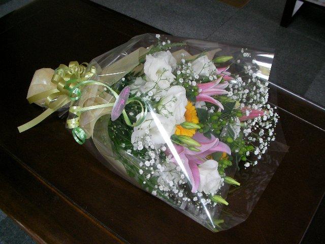 1102綺麗な花束①