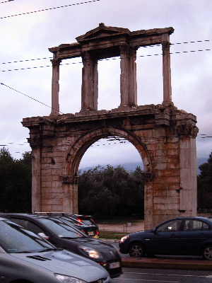 Hadrian'sArch