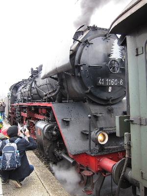 Nikolausdampfzug09