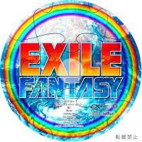 EXILE FANTSY CD LABEL
