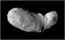 ブログパーツのウェブピタブログ-小惑星イトカワ