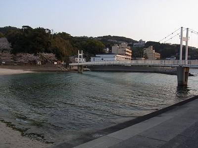 湯の児の橋