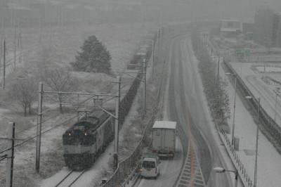 EF64-1002 雪
