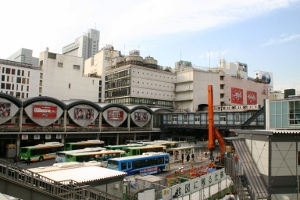 渋谷地上ホーム