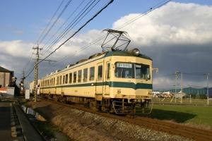 福井鉄道大型車