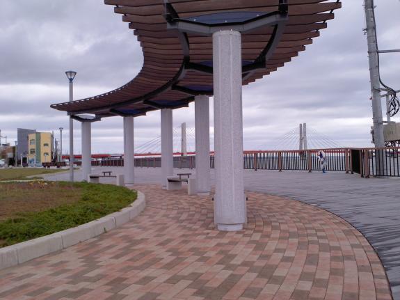 銚子漁港公園