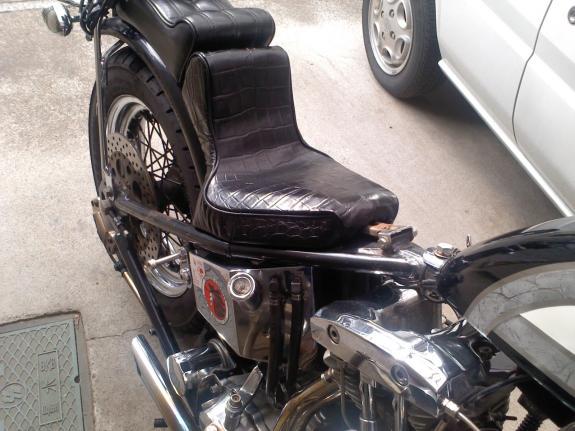 バイクシート2