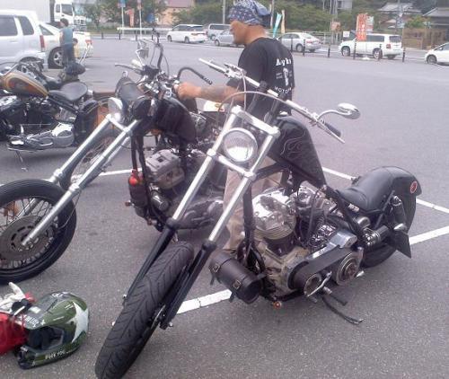 J氏バイク