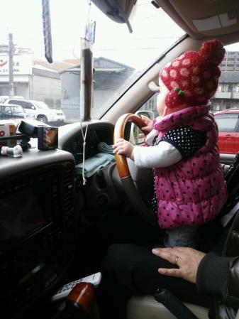運転大好き