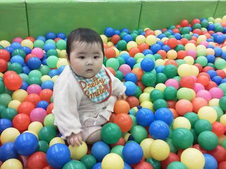 赤ちゃん本舗にて