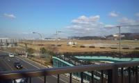 福岡空港(アチュ前)