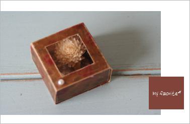 キャラメル小箱3
