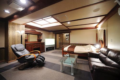 リゾパラ部屋