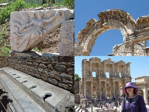 エフェソス観光2