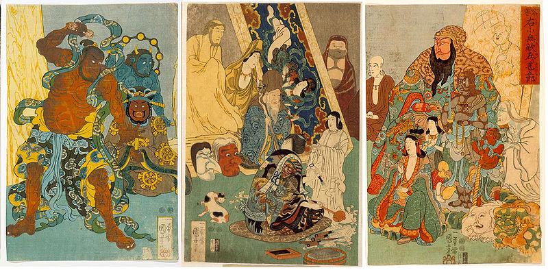 800px-Kuniyoshi,_The_Famous,_Unrivalled_Hidari_Jingoro