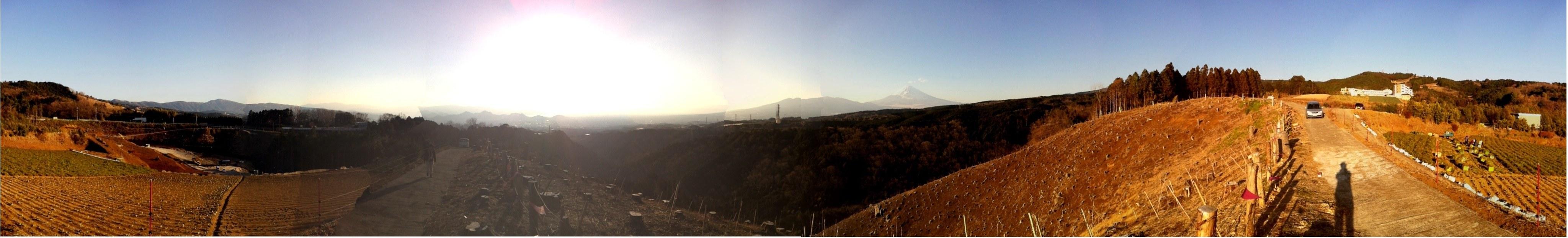 変換 ~ panorama