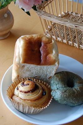 ERIZOのパン