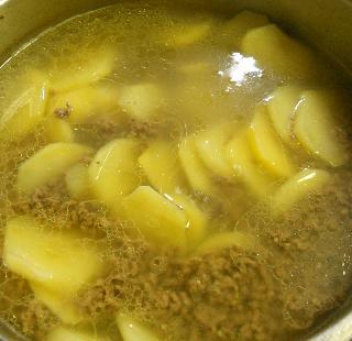 枝豆カレー7