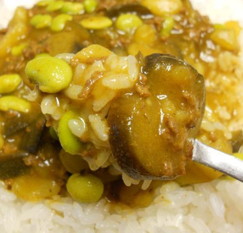 枝豆カレー17
