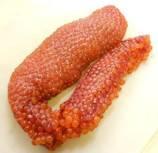 クールブイヨンのイクラ丼5