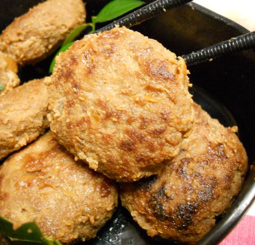 赤味噌ハンバーグ・改!3