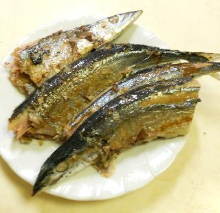 小坂さんの簡単サンマご飯2