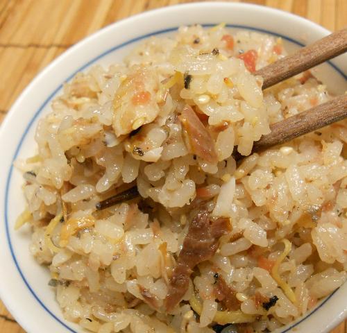 小坂さんの簡単サンマご飯10