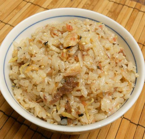 小坂さんの簡単サンマご飯9