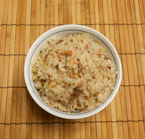 小坂さんの簡単サンマご飯8