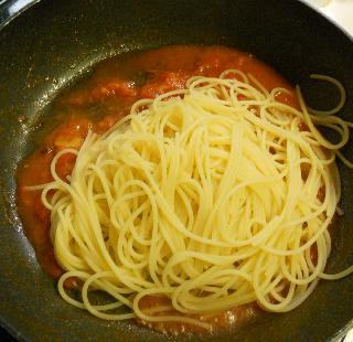 イワシのスパゲティ8